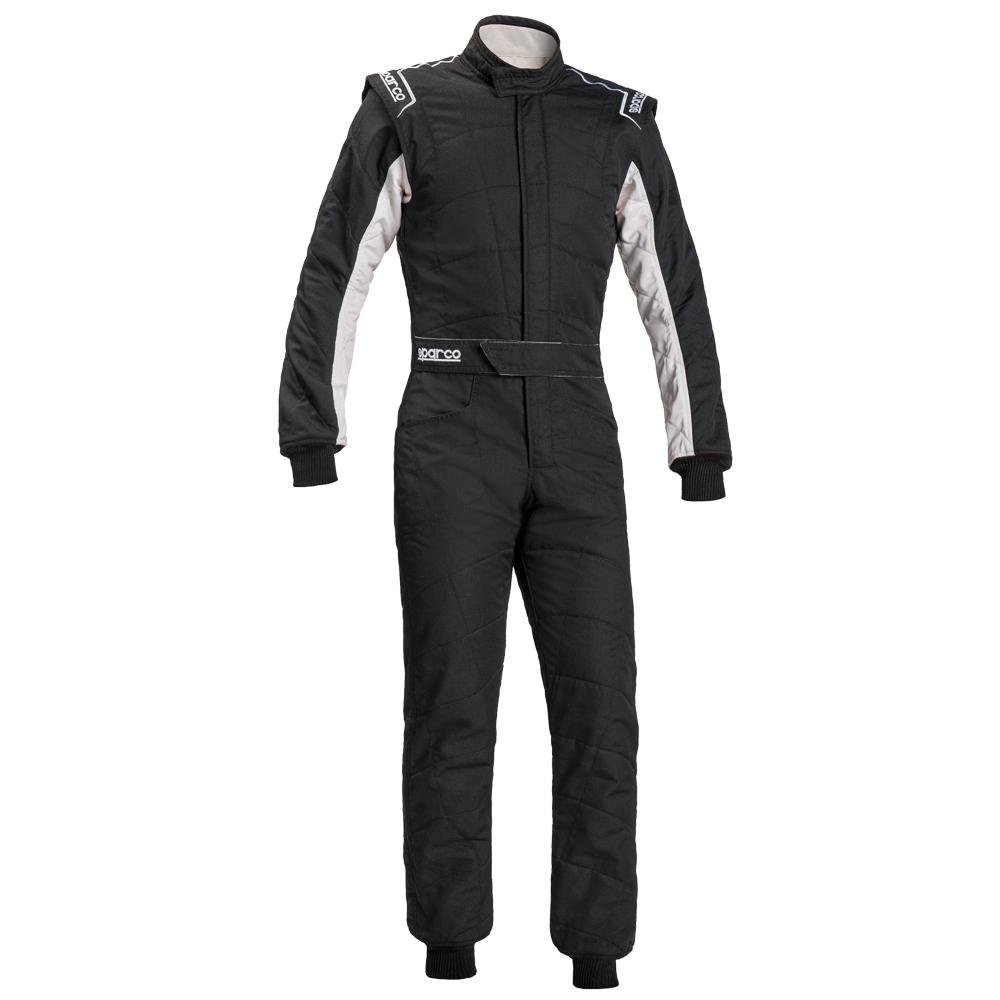 Sparco Sprint RS-2.1 Race Suit i Black & White