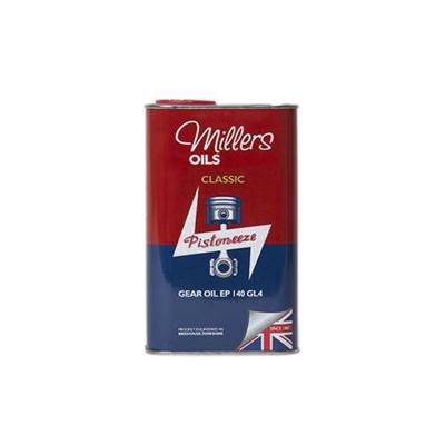 Millers Classic Gear Oil EP 140 GL4 (1 liter)
